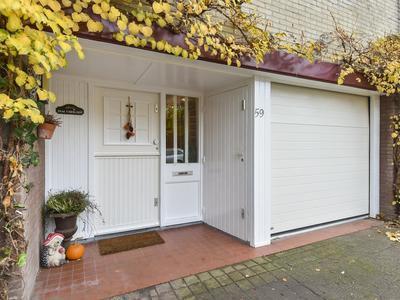 Van Boisotring 59 in Zoetermeer 2722 AB