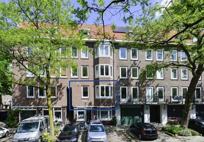 Nepveustraat 14 I in Amsterdam 1058 XP