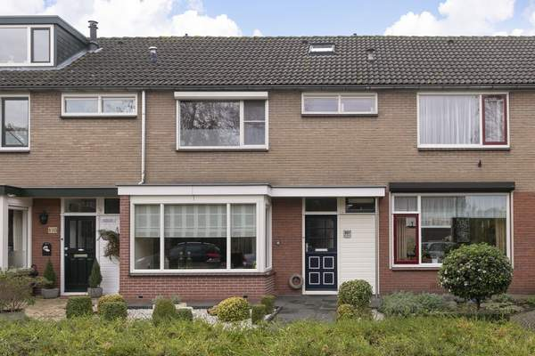 Retiefstraat 197 in Ermelo 3851 AE