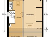 Binnenplaats 48 in Blokker 1695 JJ