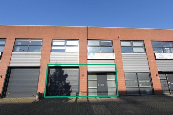 Palletweg 74 in Haarlem 2031 DC