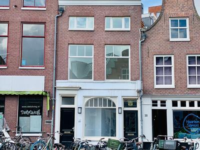 Gedempte Oude Gracht 22 - 22A in Haarlem 2011 GR