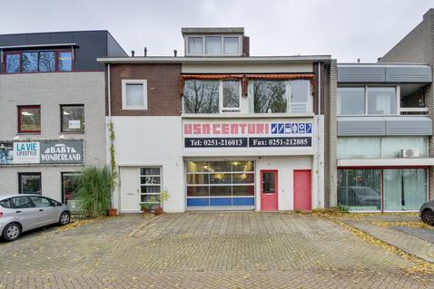 Spoorsingel 26 A in Beverwijk 1941 JM