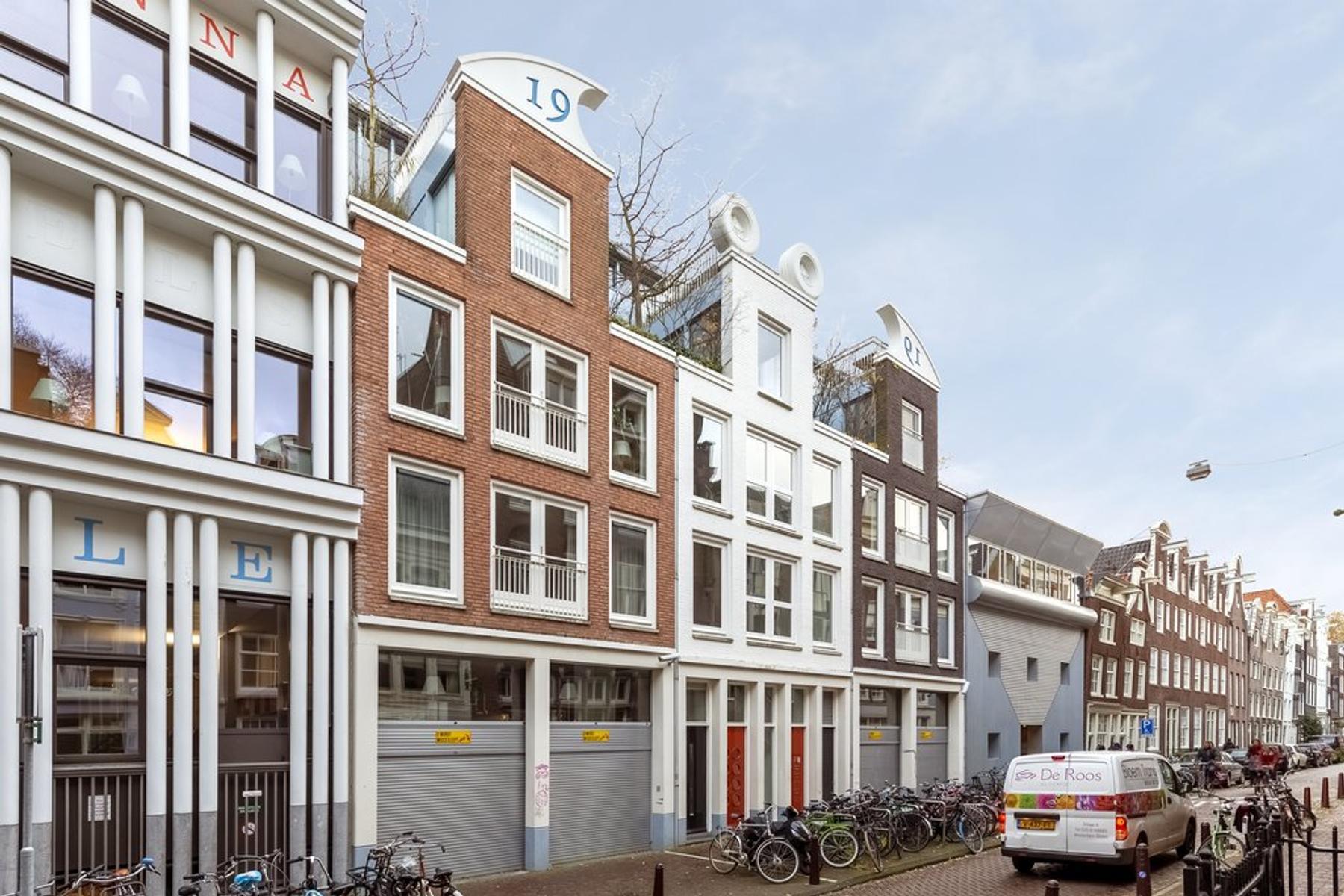 Kerkstraat 214 in Amsterdam 1017 GV