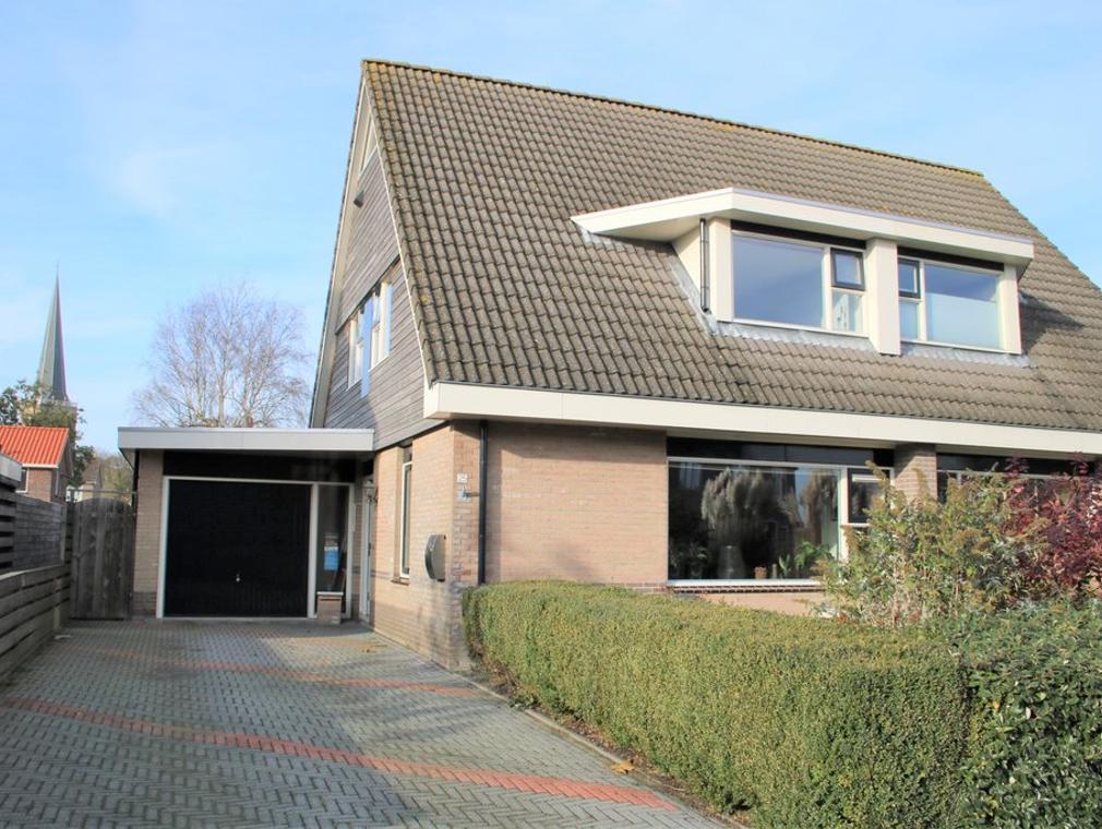Meester Klaas Douwesstraat 25 in Tzum 8804 NV