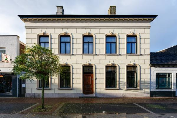 Prof Van Ginnekenstraat 9 in Oudenbosch 4731 JX