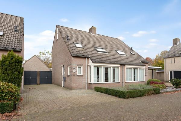 Doornbos 59 in Reusel 5541 HA