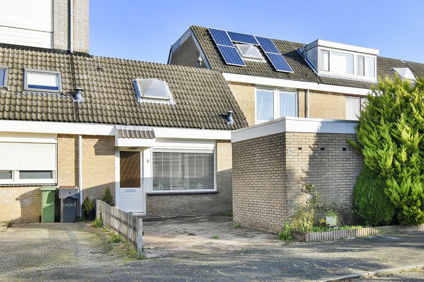 Florence Nightingalestraat 76 in Hoofddorp 2131 ED