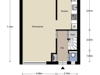 Spoorlaan Noord 32 in Rijen 5121 WV