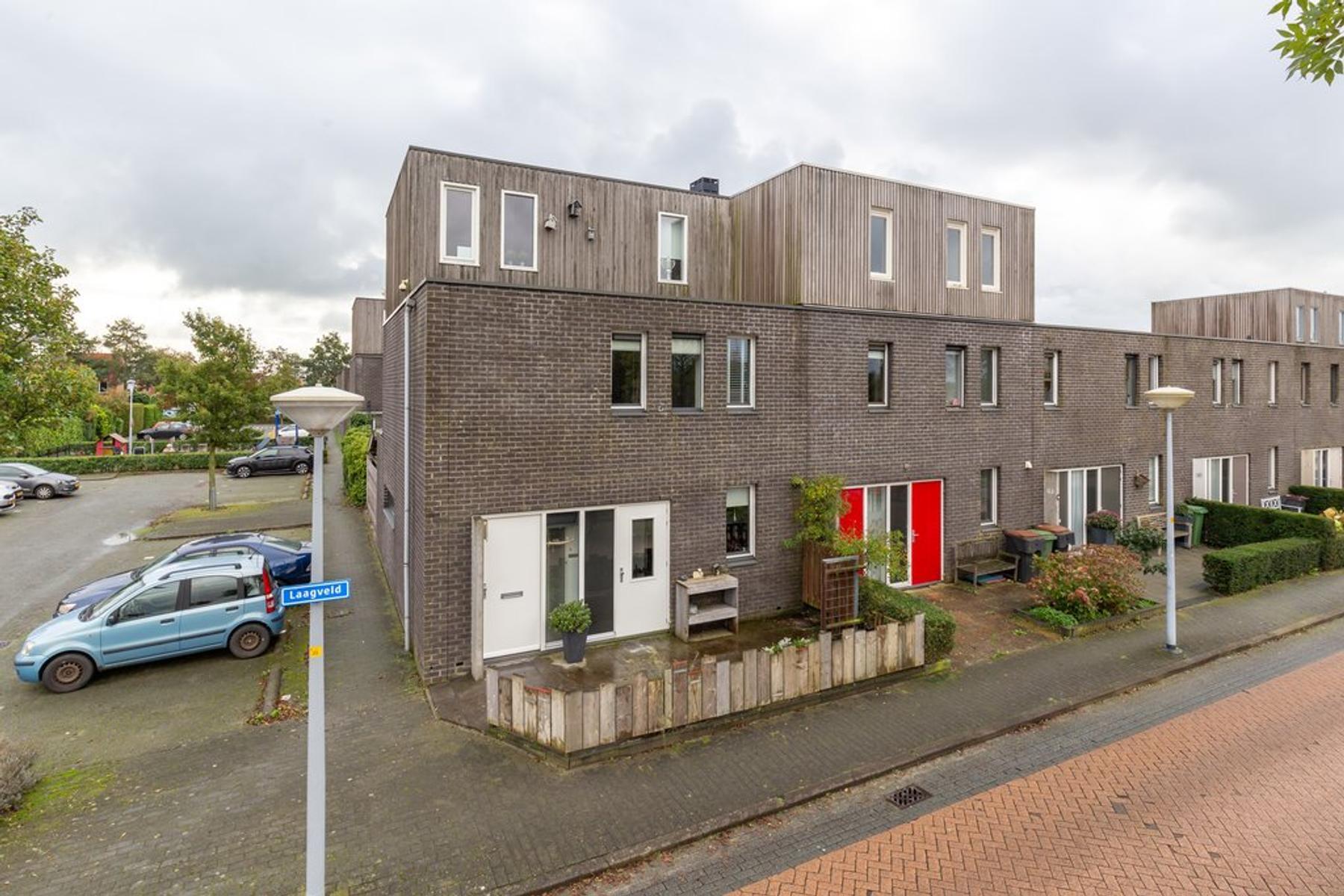 Laagveld 23 in Nieuw-Vennep 2151 JJ