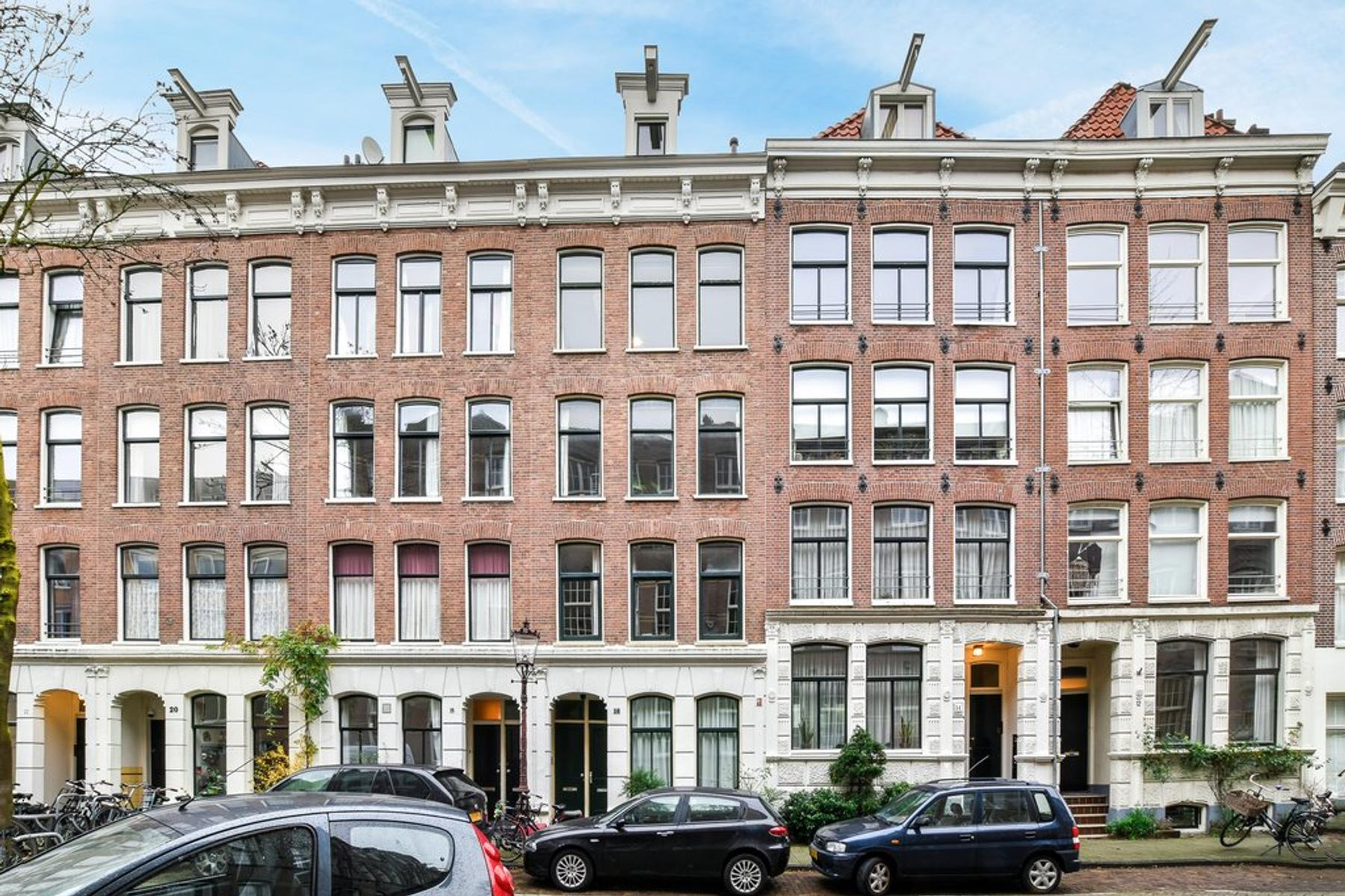 Eerste Nassaustraat 16 Iii in Amsterdam 1052 BG
