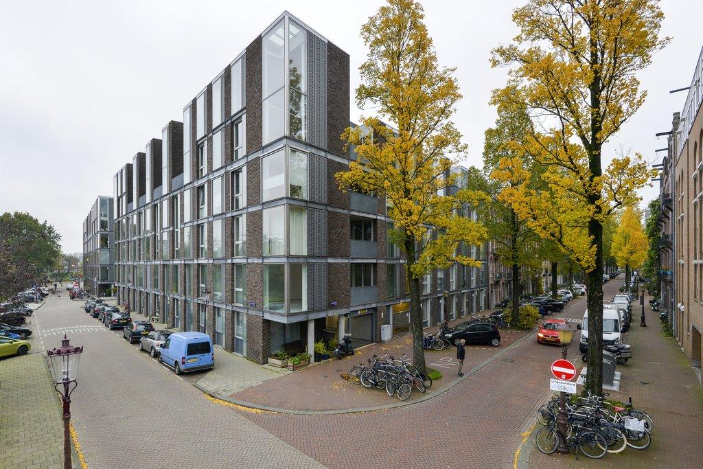 Foto Bankastraat 1A Amsterdam
