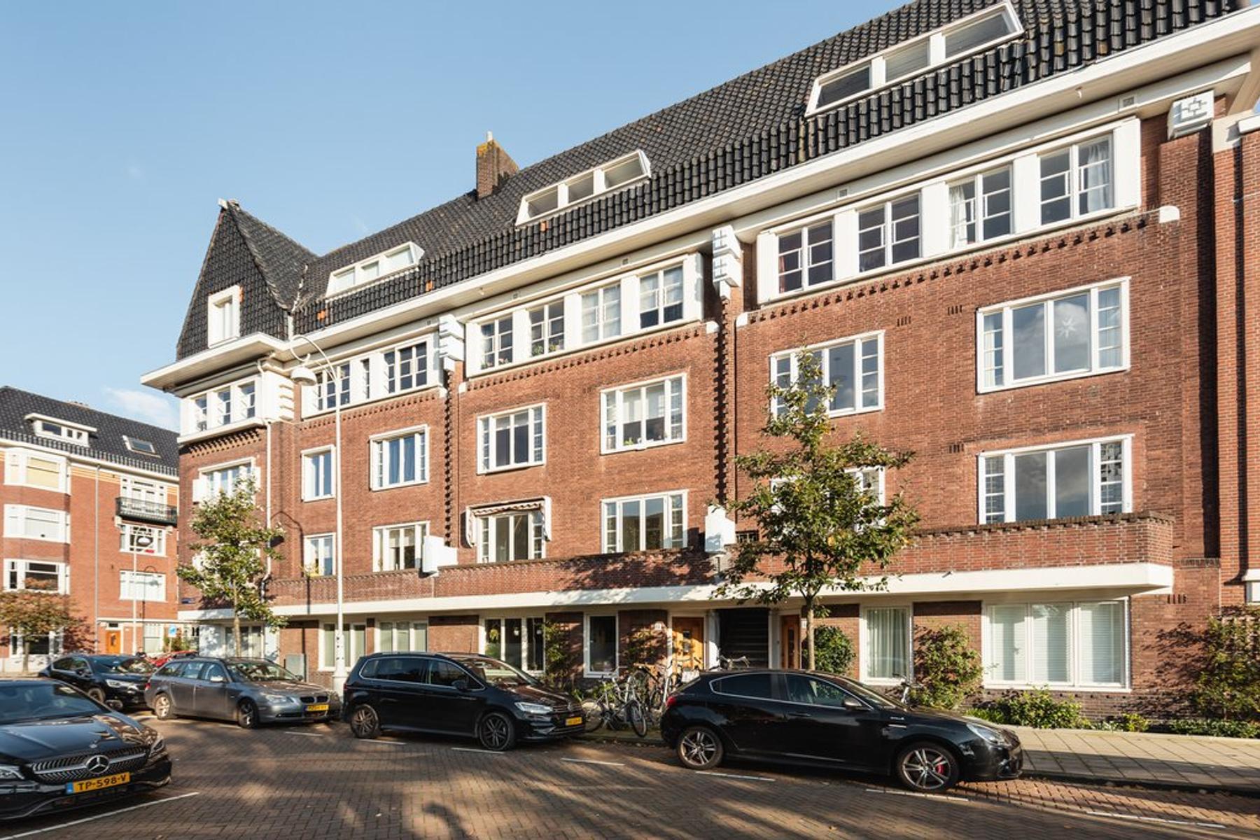Haringvlietstraat 15 I in Amsterdam 1078 JZ