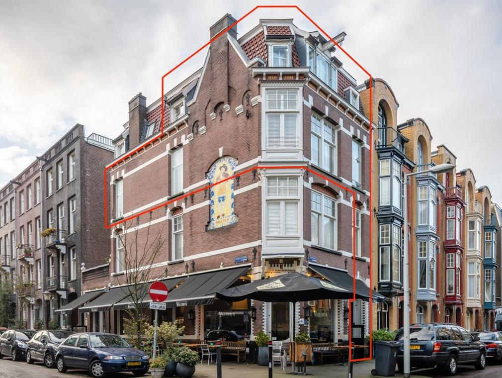 Banstraat 14 2 in Amsterdam 1071 JZ