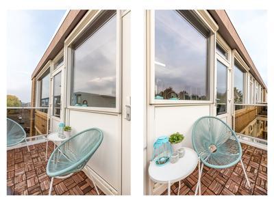 A.M. De Jongstraat 135 in Ridderkerk 2985 TB