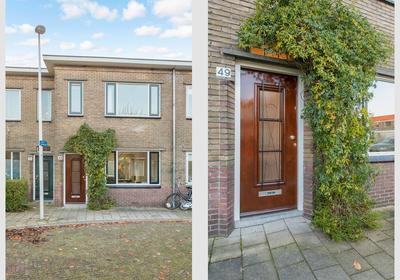 Pieter De Hooghstraat 49 in Utrecht 3583 RH