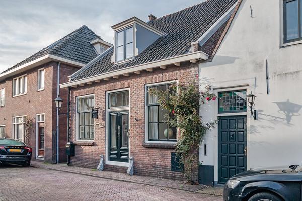 St. Vitusstraat 40 B in Naarden 1411 PV