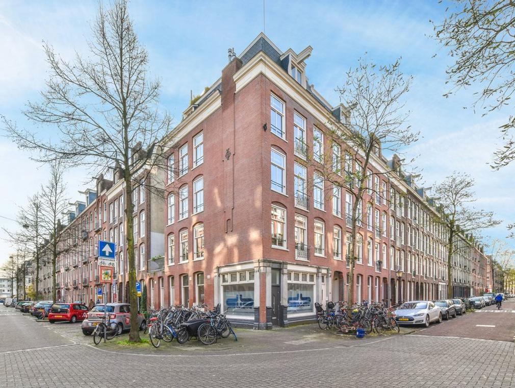 Wilhelminastraat 155 I+Ii in Amsterdam 1054 WD