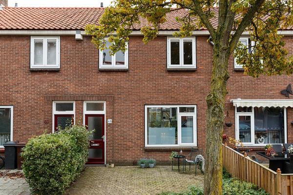 Patrimoniumstraat 45 in Utrecht 3555 GL