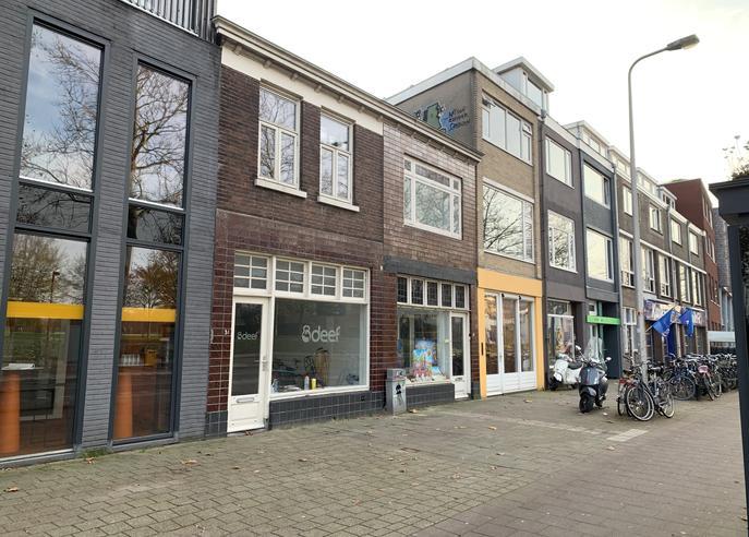 Kleinesingel 31 in Utrecht 3572 CG