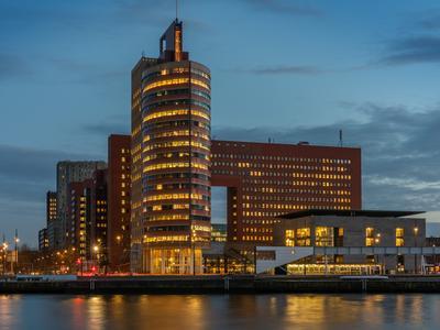 Wilhelminaplein 1 - 40 in Rotterdam 3072 DE