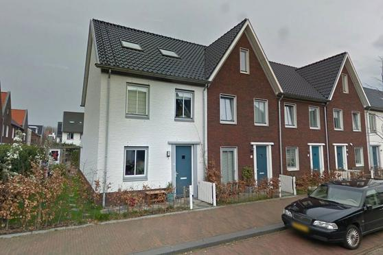 Eeuwige Jeugdlaan 3 in Amsterdam 1022 KG