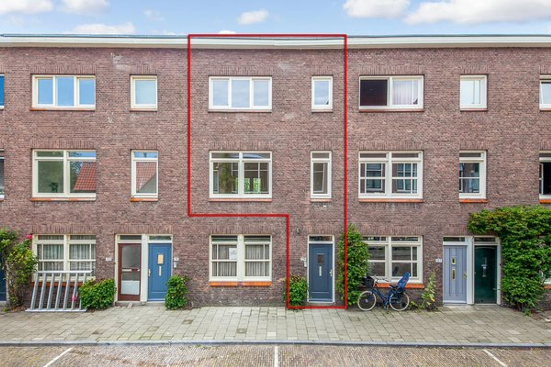 Frederik Hendrikstraat 129 in Utrecht 3583 VJ