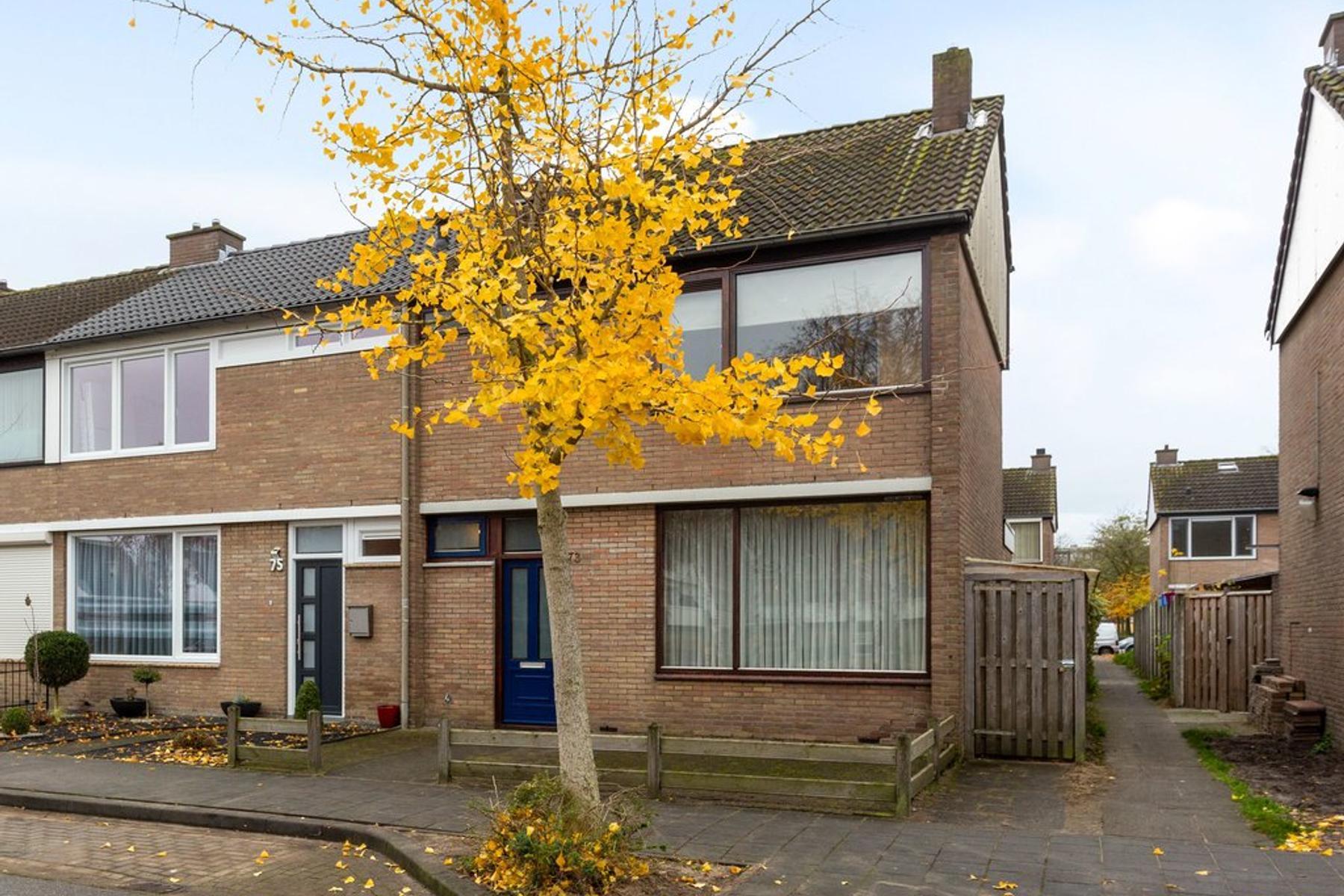 Van Graftstraat 73 in Helmond 5703 EJ