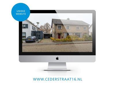 Cederstraat 16 in Sint-Michielsgestel 5271 JJ