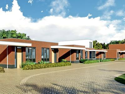 """Lage Heide """"Blauwspar Ii"""" Bouwnummer 195 1 in Valkenswaard 5551 NJ"""