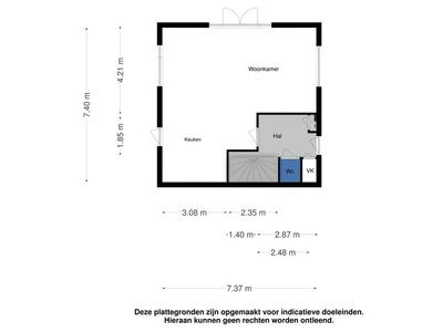 Castorstraat 31 in Almere 1363 VA