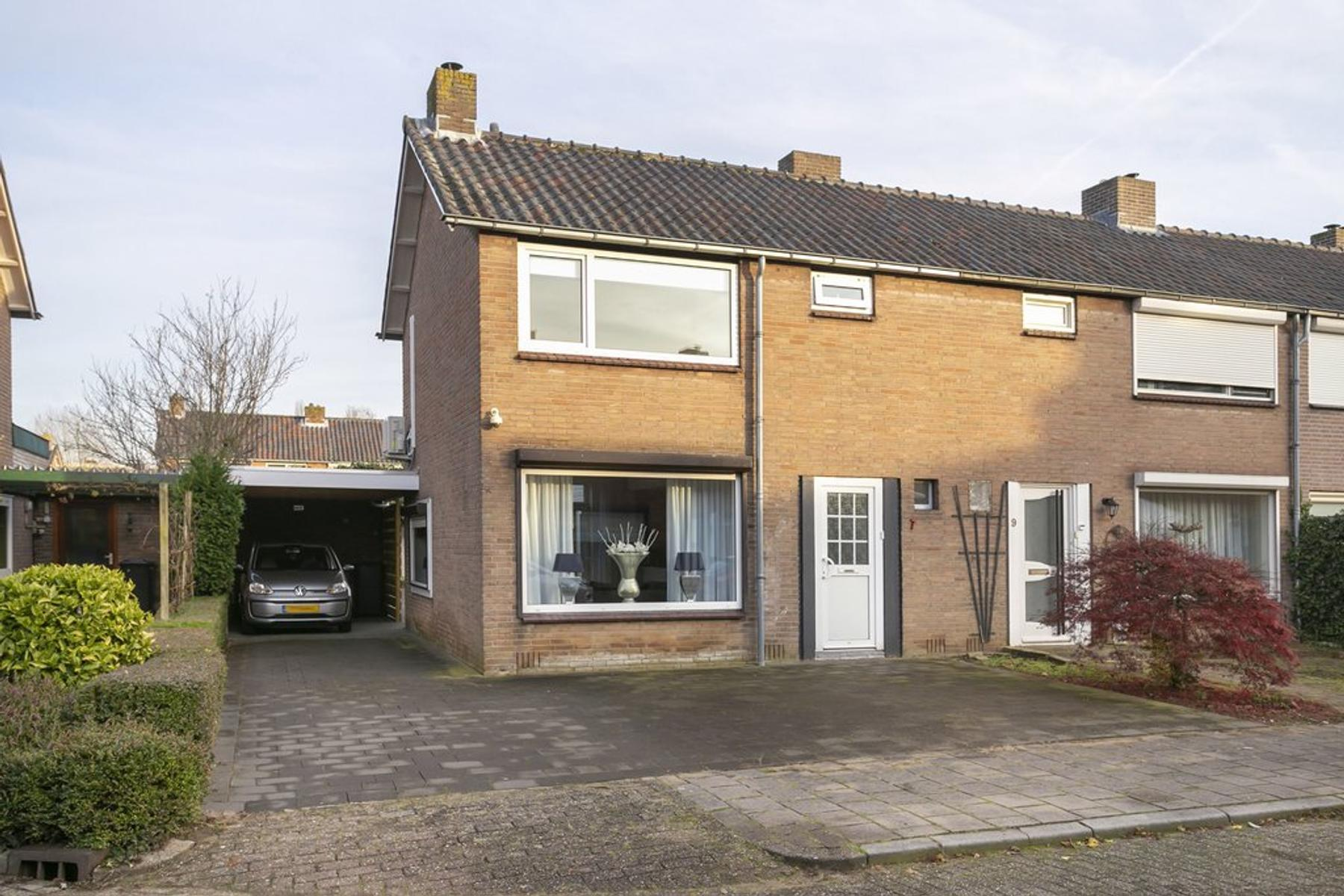 Tjerk Hiddesstraat 7 in Zutphen 7204 GD