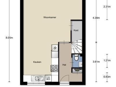 Fagelstraat 36 in Breda 4812 KP
