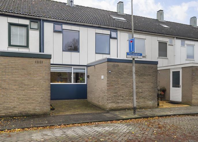 Roerdomplaan 144 in Hoogeveen 7905 EJ