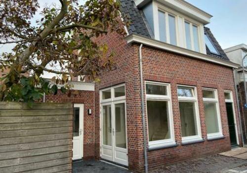 Korte Poellaan 1 in Haarlem 2012 VS