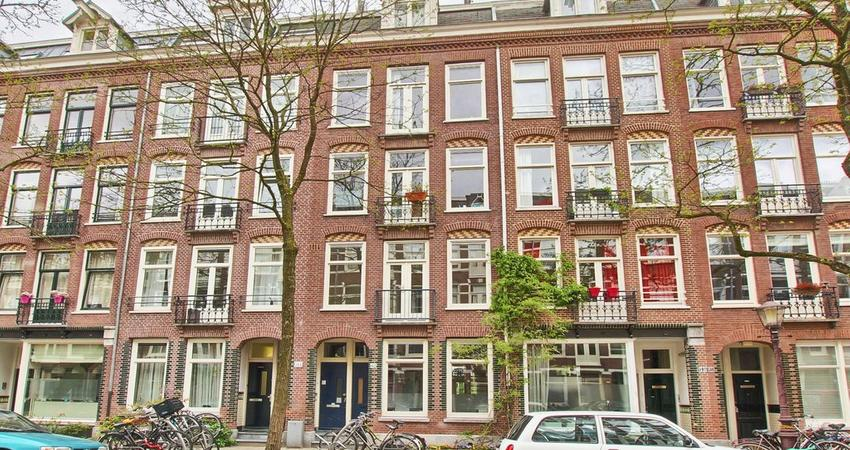 Wilhelminastraat 142 Hs in Amsterdam 1054 WR