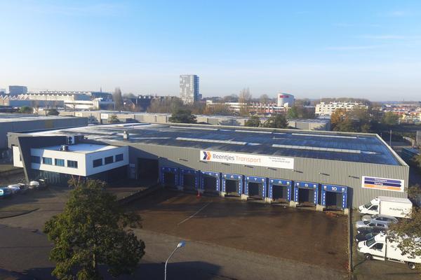 Kuppersweg 20 in Haarlem 2031 EC