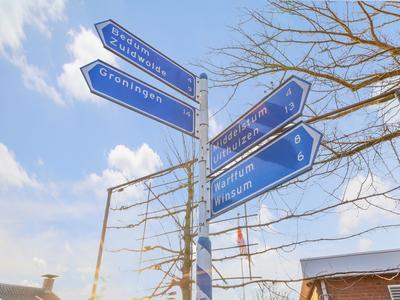 Bedumerweg 1 in Onderdendam 9959 PE