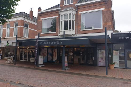 Kerkstraat 21 -21A in Veendam 9641 AM