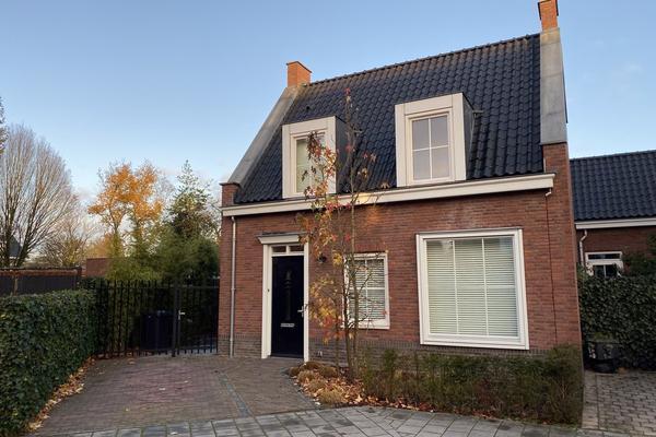 Jan Van Speykstraat 12 in Waalre 5582 ZD