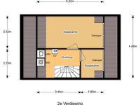 Eposhof 13 in Gorinchem 4207 TX