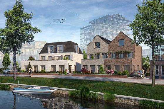 Keizersgracht 3 in Den Helder 1781 BA