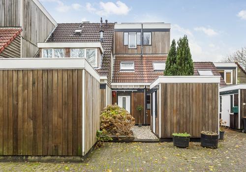 Houtwijkerveld 62 in Hoofddorp 2131 MJ