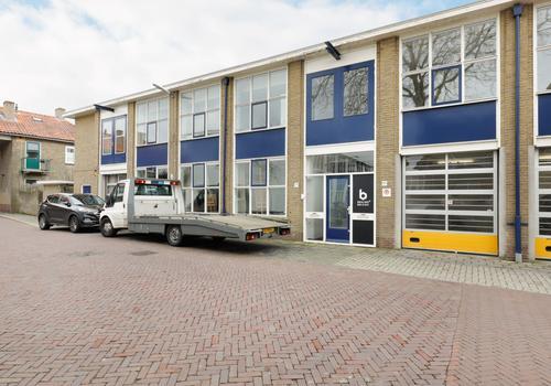 Nijverheidswerf 17 in Bussum 1402 BV