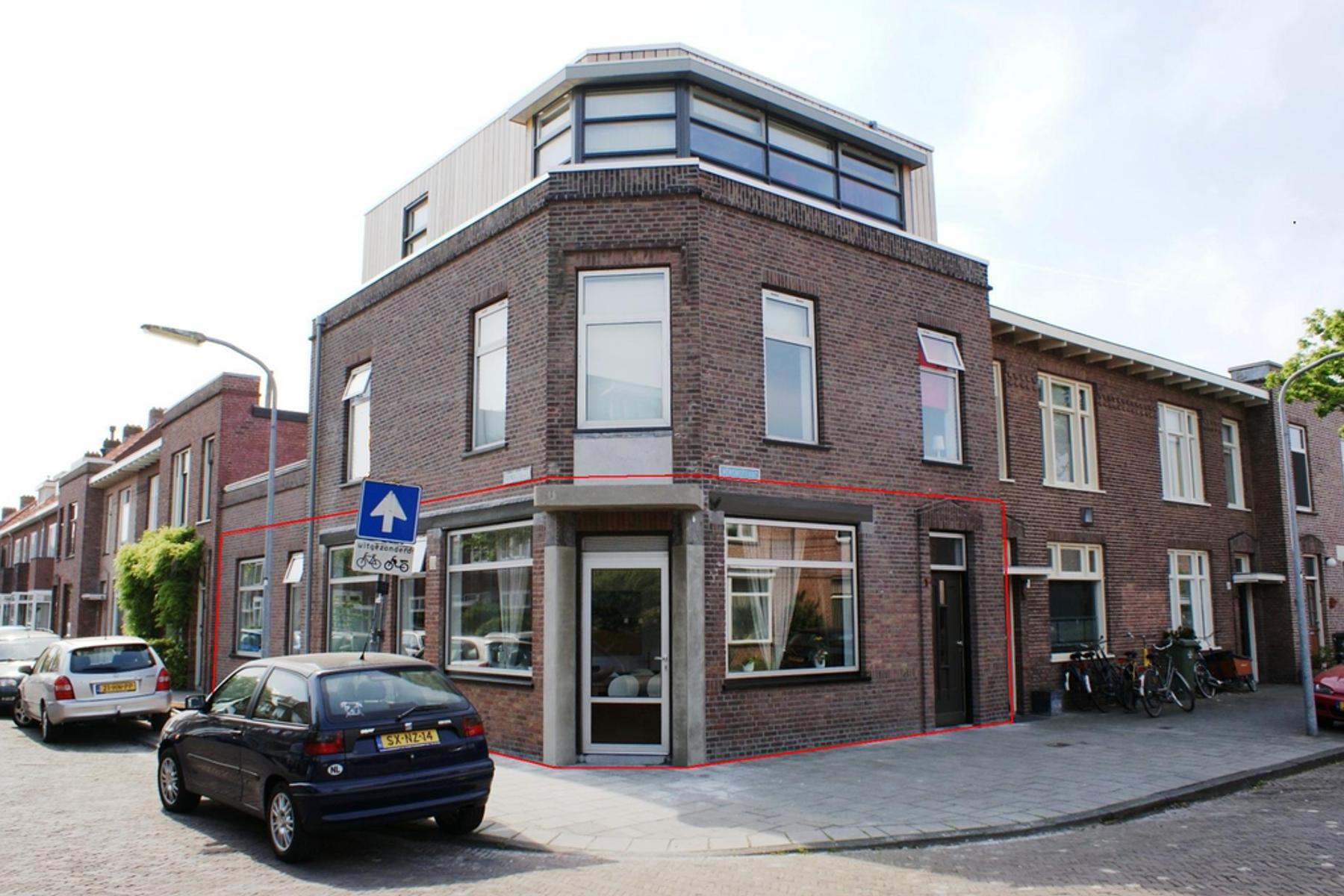 Acaciastraat 1 in Haarlem 2023 PG
