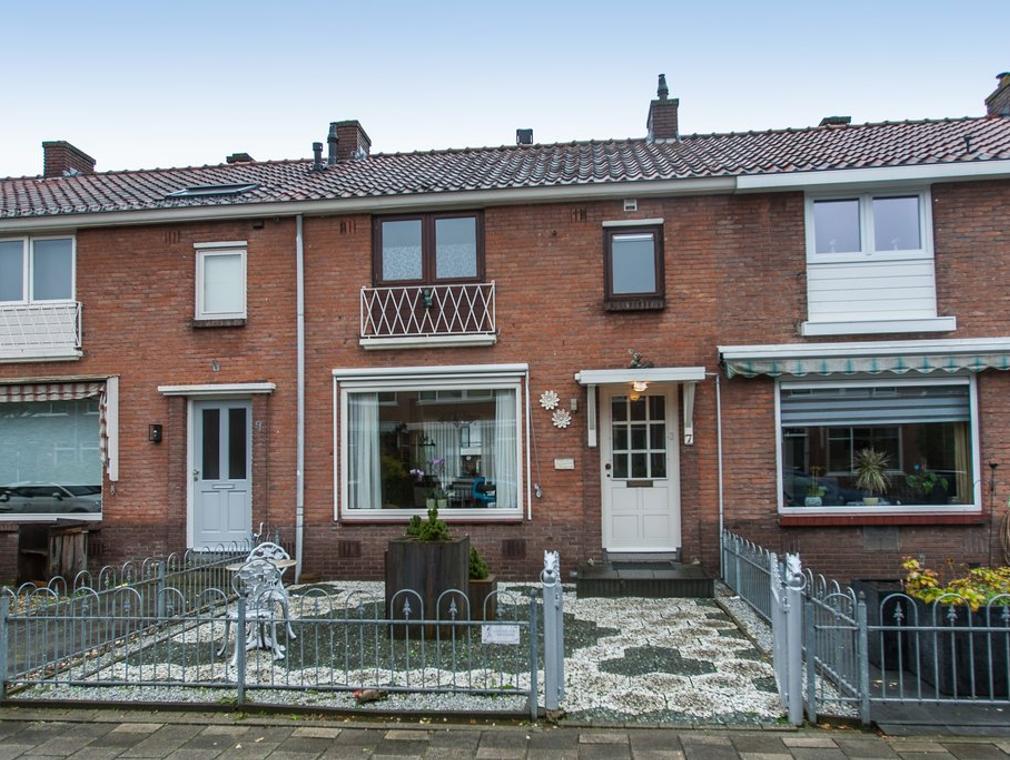 Verhulststraat 7 in Dordrecht 3314 WT