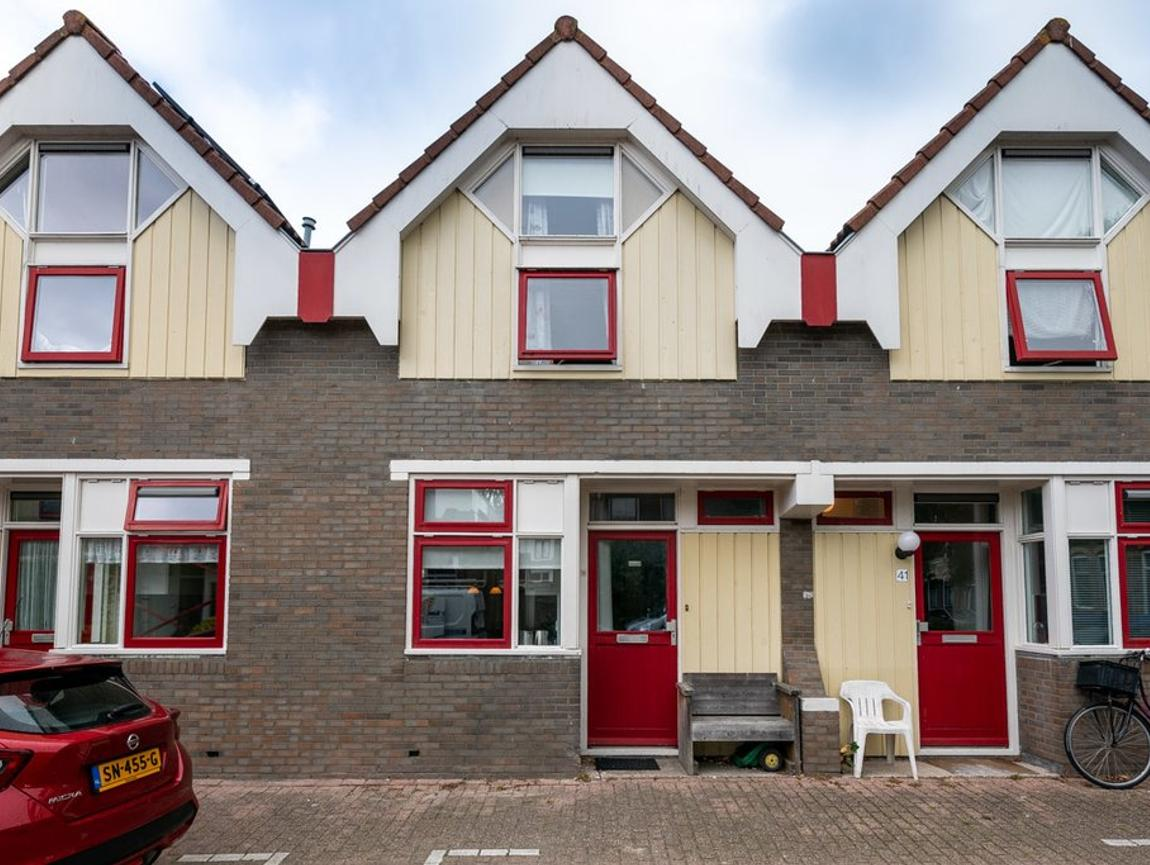Bosboom Toussaintstraat 39 in Harlingen 8861 GK