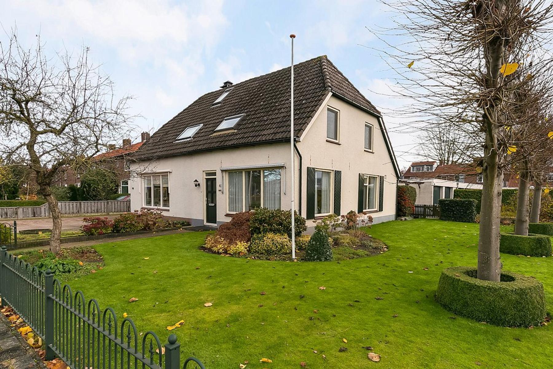 Boerendanserdijk 42 in Zwolle 8024 AJ