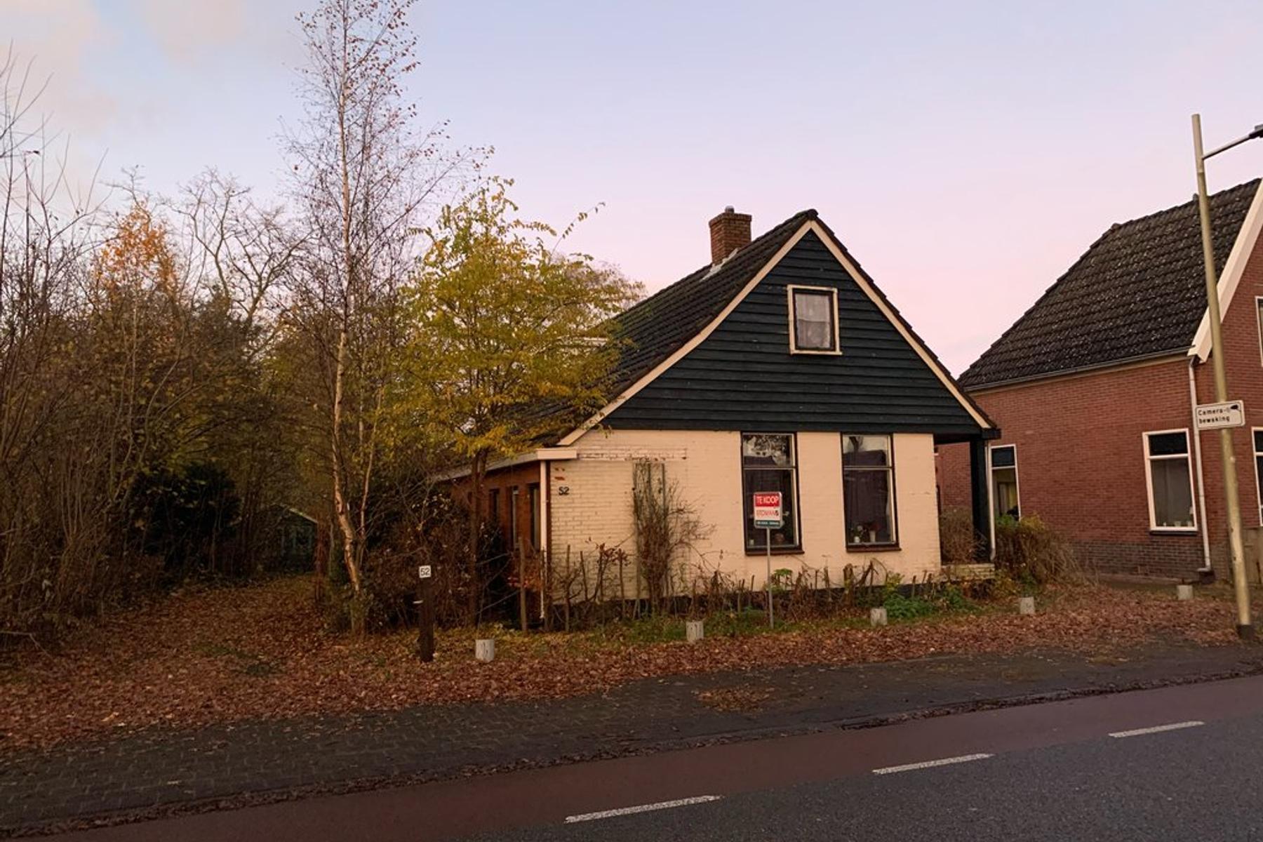 Westerstraat 52 in Ter Apel 9561 SR