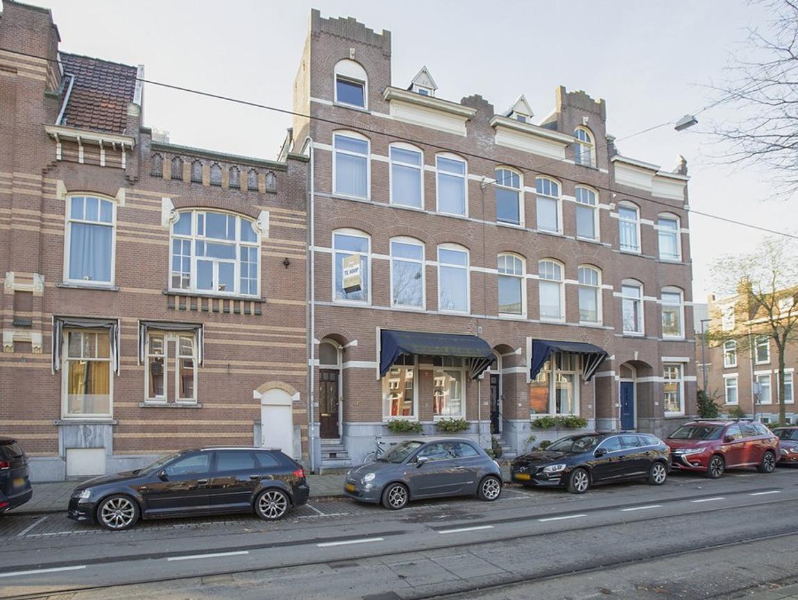 Claes De Vrieselaan 91 C in Rotterdam 3021 JE
